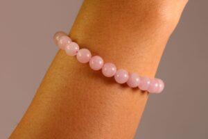 cuarzo rosa